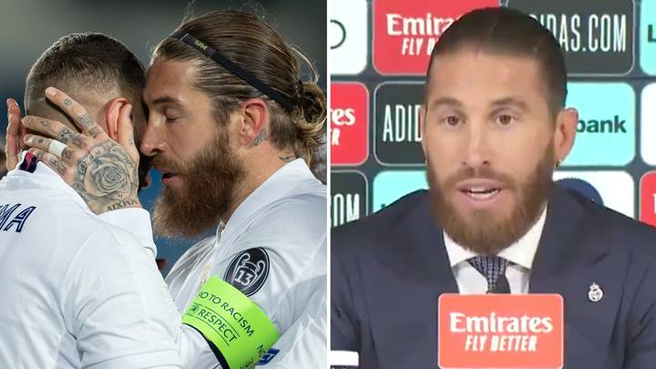Sergio Ramos Immediately Rules Out Move To Two Clubs After Real Madrid Exit