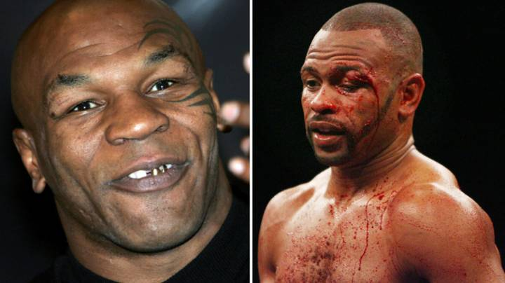 The Astonishing Amount Of Money Roy Jones Jr Turned Down To Fight Mike Tyson In 2003