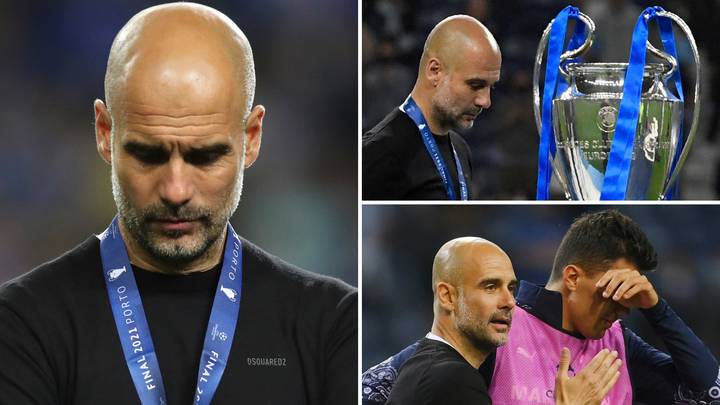 Pep Guardiola 'Stole Champions League Trophy' Away From Manchester City Fans After Chelsea Defeat