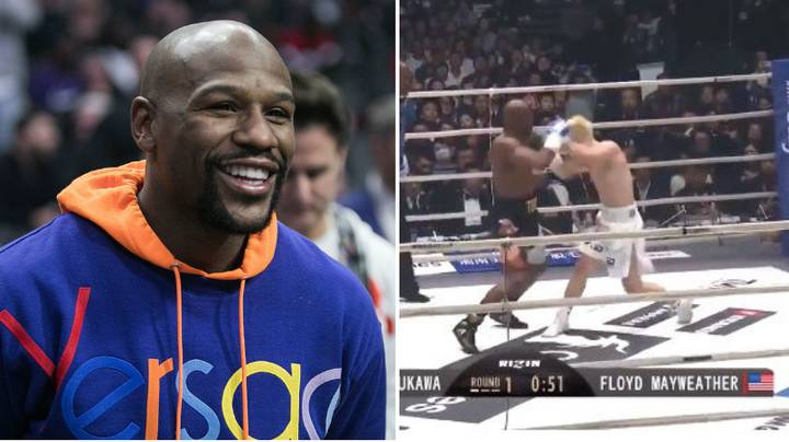 Floyd Mayweather Reportedly Set For Exhibition Fight In China