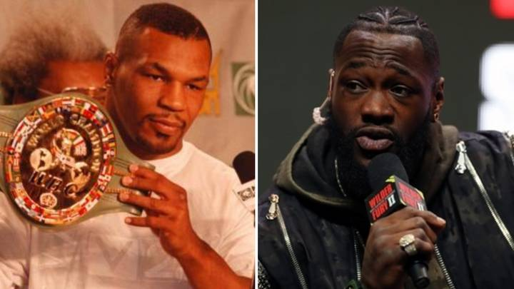 Deontay Wilder And Mike Tyson's Respective Records In First 42 Professional Fights Compared