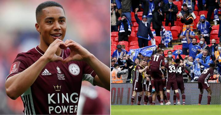 Leicester City Win The FA Cup For First Time After Youri Tielemans' Wonderstrike