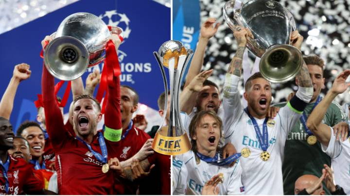 Liverpool And Real Madrid Confirmed To Play In Inaugural 24-Team Club World Cup