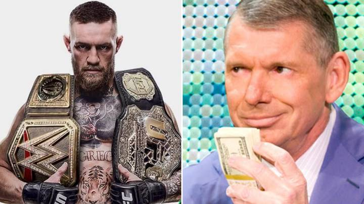"""""""Conor McGregor Will Join WWE"""" After Shock Defeat To Dustin Poirier"""