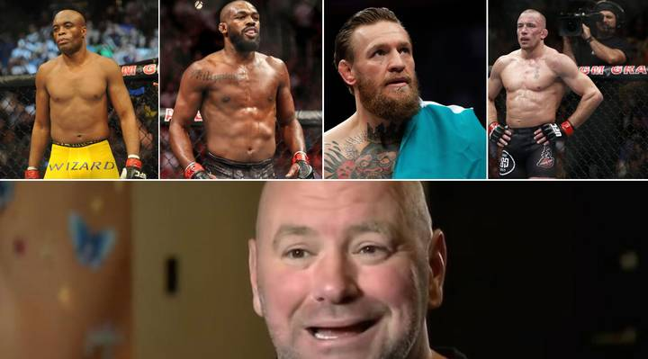 Dana White Has Named His UFC GOAT And Argues 'There's No Debate' Over Who It Is