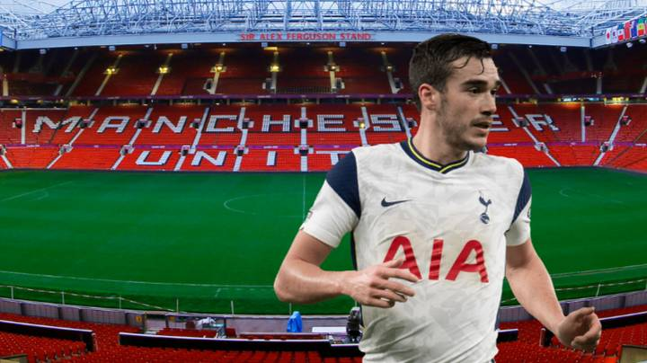 Manchester United 'Make Contact' With Spurs Over £25 Million Harry Winks Transfer