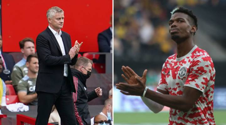 Manchester United Want Final Paul Pogba Decision By Christmas With Club Hopeful Of Extension