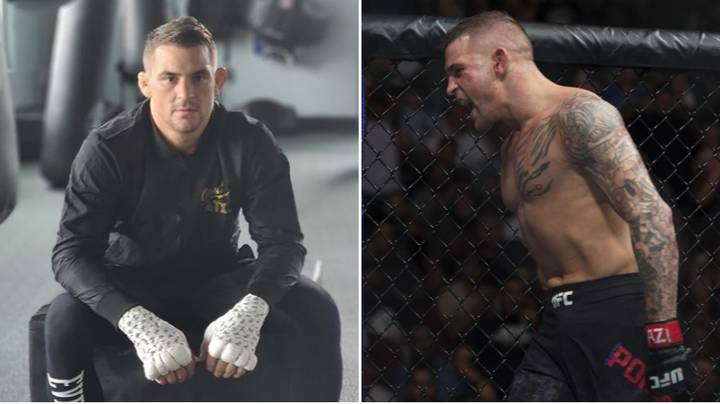 """Dustin Poirier Teases Next UFC Fight - """"There Will Be Blood"""""""
