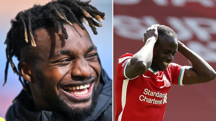 Allan Saint-Maximin Gives Class Reply To Liverpool Fan Asking Him To Join
