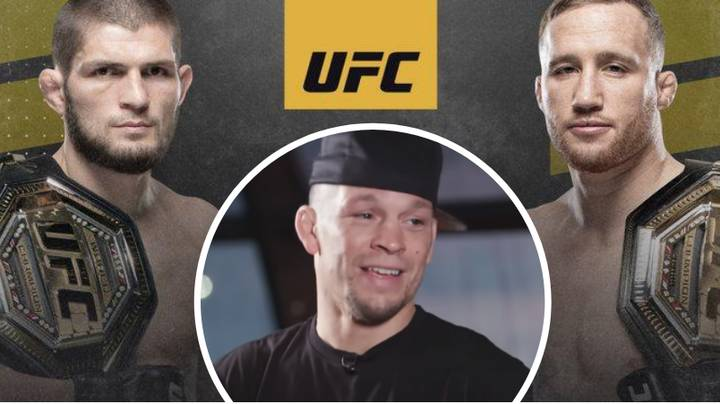 Nate Diaz Savagely Hits Out At UFC For Booking Khabib Nurmagomedov Vs. Justin Gaethje