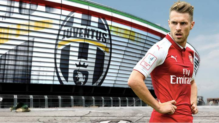 Aaron Ramsey Signs Pre-Contract Agreement With Juventus