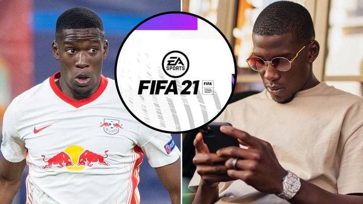 RB Leipzig's Nordi Mukiele Demands Major Changes To FIFA 21 From EA Sports
