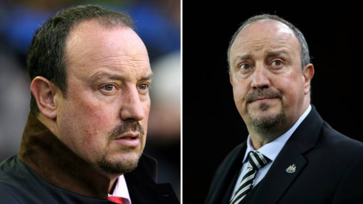 Rafa Benitez Has Previously Explained Why He Called Everton A 'Small Club'