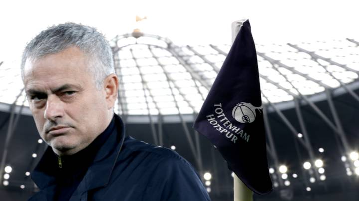 Jose Mourinho Confirmed As Manager Of Spurs
