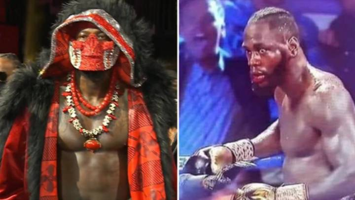 Deontay Wilder's Strange Pre-Fight Tactics Backfire After Knockout Defeat To Tyson Fury