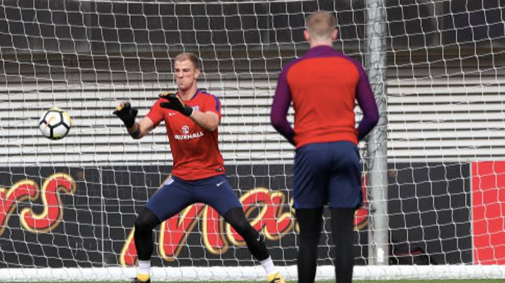 Gareth Southgate Confirms Joe Hart Will Be Dropped For England