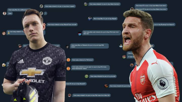 Zenit St Petersburg Bombarded With Direct Messages Begging To Sign Phil Jones Or Shkodran Mustafi