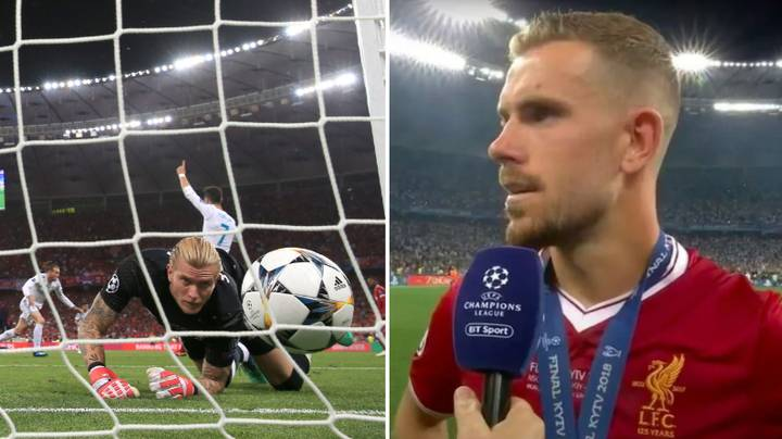 Jordan Henderson Gave A Perfect Interview After Champions League Final Loss