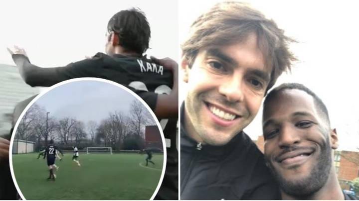 Meet The Viral Sensation Who Told Kaka To 'Cut Back' In Seven-A-Side Game
