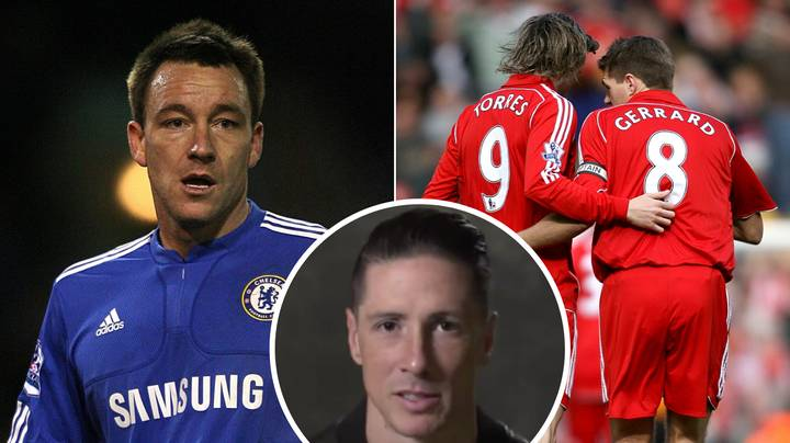 Fernando Torres' 'Ultimate XI' Of Former Teammates Includes A Bunch Of Legends