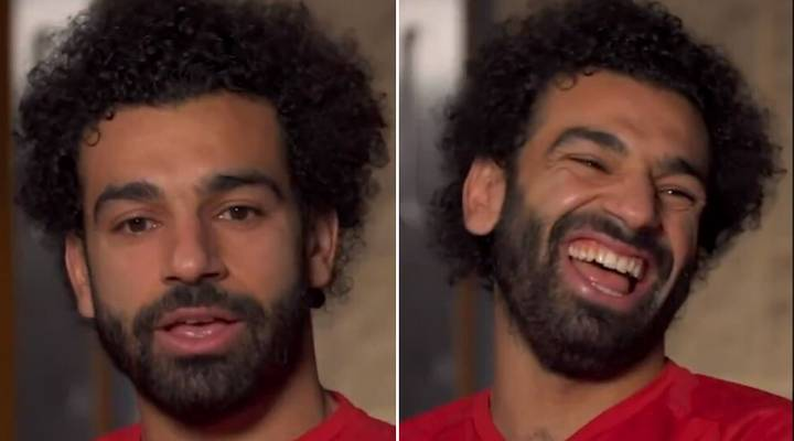 Mo Salah Had The Perfect Response When Reminded About Liverpool's Draw With Manchester United