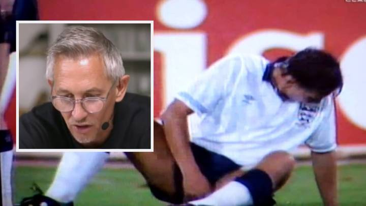 Gary Lineker Opens Up About Infamous Moment He S**t Himself In England's 1990 World Cup Match