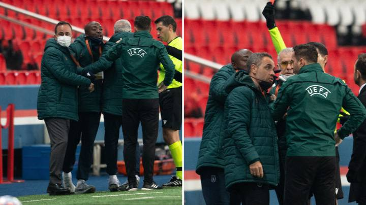 Demba Ba Called Sebastian Coltescu To Discuss Incident After PSG Game