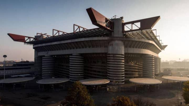 The Legendary San Siro Stadium Is Getting Demolished