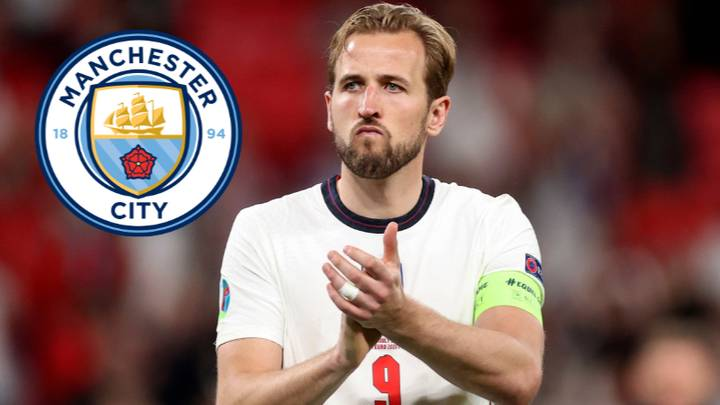 Harry Kane 'Poised For £160 Million Move' To Manchester City After Green Light From Daniel Levy