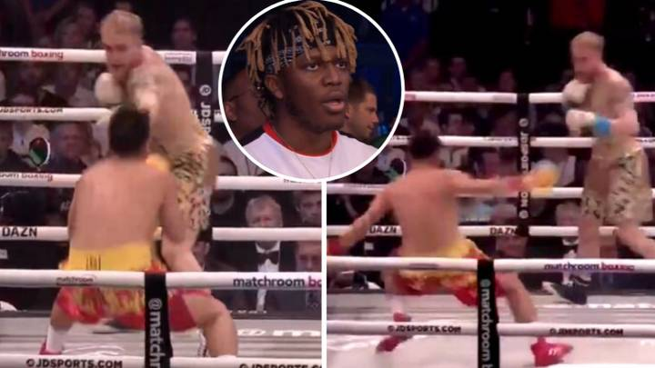 Fans Call Jake Paul Vs Gib 'One Of The Worst Fights Ever'