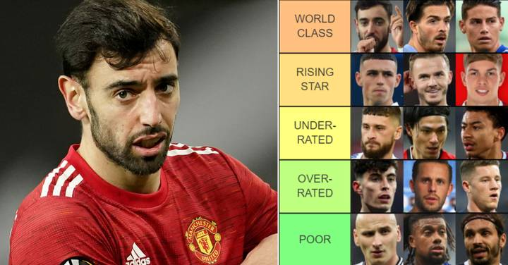 Current Premier League Attacking Midfielders Ranked From 'GOAT' To 'Disaster'