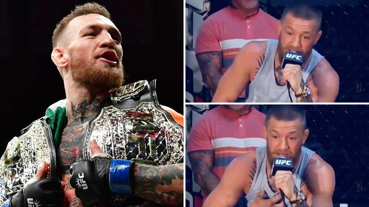 Conor McGregor Wants UFC To Create New Title With 'Rose Gold And Rubies' Ahead Of His Next Fight