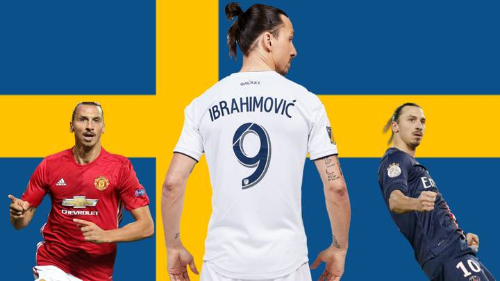 Zlatan Ibrahimovic Has Scored 300 Goals Since Turning 30 Years Old