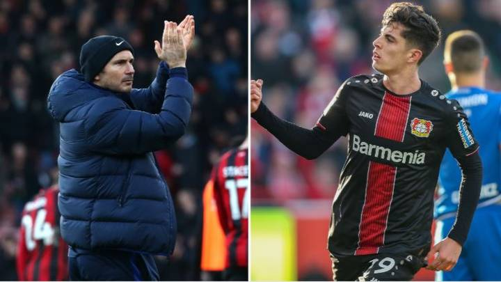 Kai Havertz Will Become Chelsea's Fifth Highest Earner