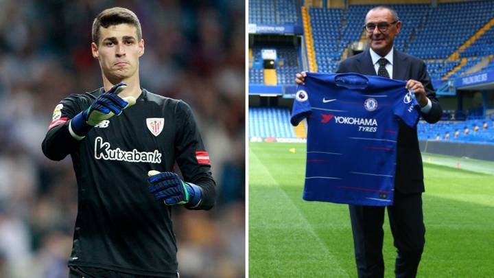 Athletic Bilbao Confirm Kepa Arrizabalaga's Release Clause Has Been Triggered