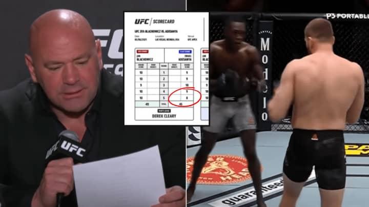 Dana White Slams 'F**king Insane' Judges' Scorecards For Blachowicz Vs. Adesanya At UFC 259