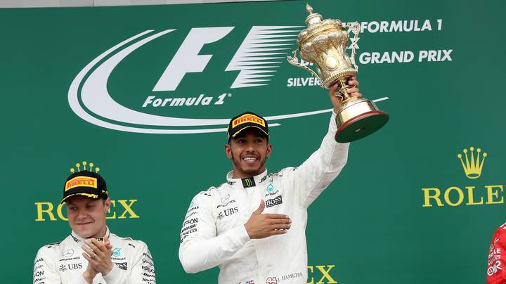 Lewis Hamilton Wants to Open A Museum Dedicated to Himself