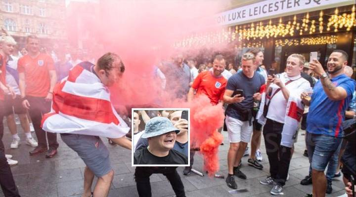 Man Who Stuck A Flare Up His Bum Refuses To Apologise For Bribing Steward To Gatecrash Euro 2020 Final Without A Ticket