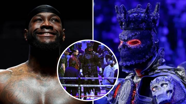 Deontay Wilder Doubles Down On Costume Excuse, Reveals What Round His Legs Were 'Fully Gone'