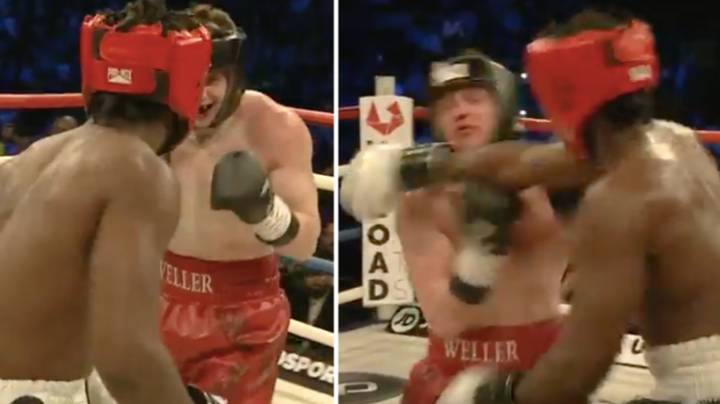 KSI Defeats Joe Weller In The Biggest YouTube Event In History