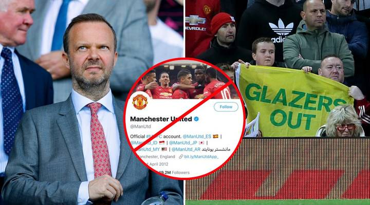 The #UnfollowManUnited Movement Is Happening And Thousands Of Fans Are Getting Behind It