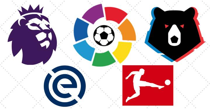 QUIZ! Can You Name These Top Football Leagues By Their Logos?