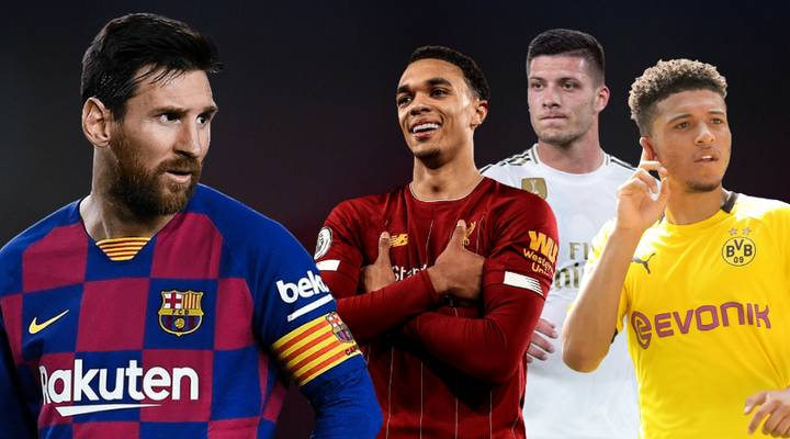 Lionel Messi Names Four Premier League Players In His Top 15 Young Prospects In Football