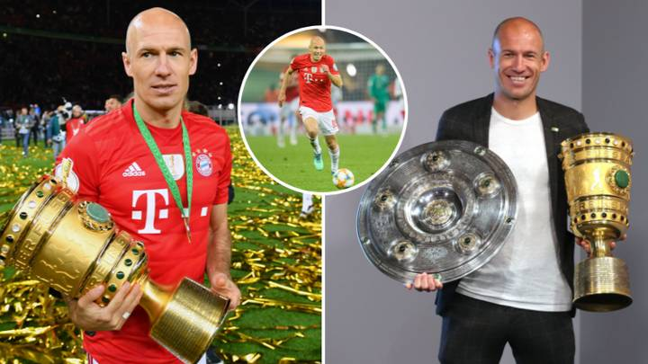 Arjen Robben Retires From Football After 19-Year Career
