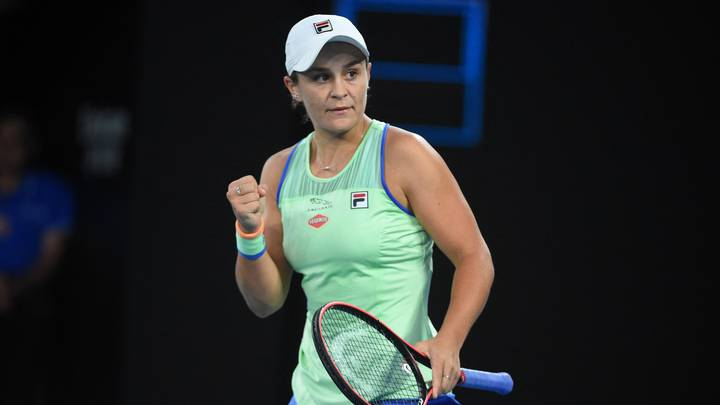Aussie Ash Barty Comes In At Third On Forbes' Highest Paid Female Athletes List