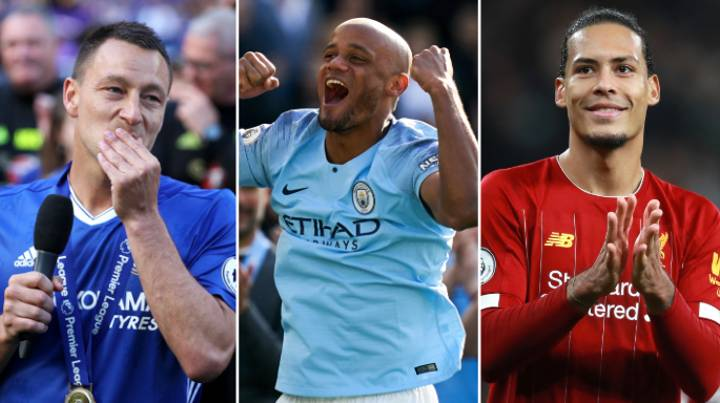 The 15 Greatest Defenders In Premier League History Have Been Ranked