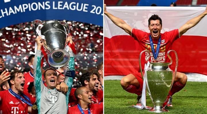 Bayern Munich Are Now The Fifth Most Successful Team In Europe