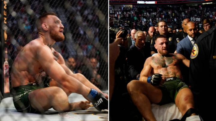 Conor McGregor Suspended Until 2022 By UFC After Loss To Dustin Poirier