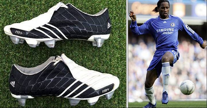 A Selection Of The Most Iconic Football Boots Ever Made