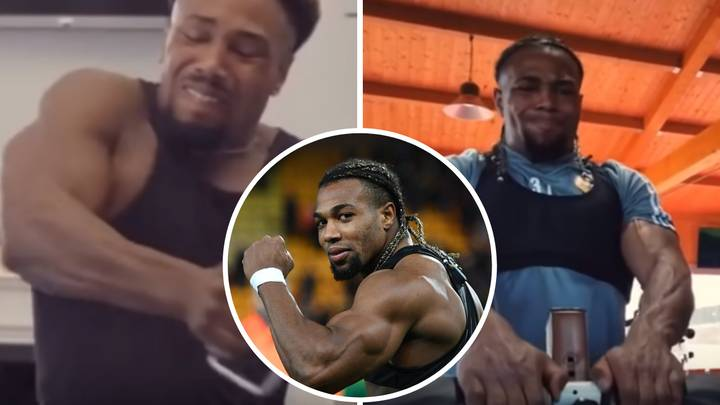 Adama Traore's Gym Routine Shows How He Has Become So Shredded